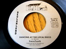 "SWEETOOTH - DANCING AT THE LOCAL DISCO  7"" VINYL"