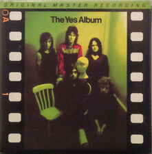 Yes - The Yes Album  MFSL Gold CD (Remastered, Limited Numbered Edition)