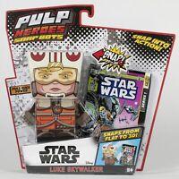 Star Wars Luke Skywalker SnapBot Pulp Heroes Pull Back