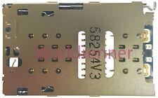 SD SIM Conector Tarjeta Lector Memory Card Connector Motorola Moto X Force