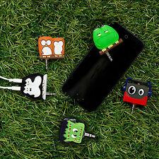 Kopfhörer Splitter Neuheit Chraktere I Pod MP3 Player Handy Aux Kompatibel