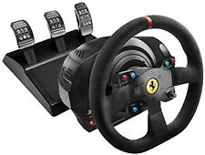 Thrustmaster 4160652 T300 Integral Lenkrad Ferrari Edition Ps3 Ps4 PC