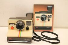 Polaroid One Step Rainbow Sears Special SX-70 Film Land Camera Made in USA