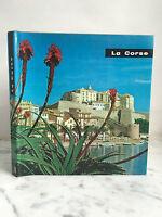 La Corse Turismo Francia N º 5 Ediciones Sun París 1961