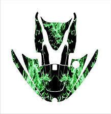 KAWASAKI ZXi 750 1100 jetski Jet Ski Graphic Kit Wrap pwc decals stickers green