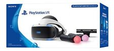 Sony PlayStation 4 PS4 VR Headset Motion Controller Camera Bundle CUH-ZVR2 JSV29