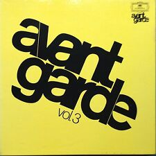 2720 025 Avant Garde Vol. 3 - 6 LP box set