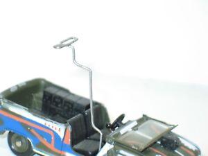 Dinky toys, 1 antenne TV RADIO 4L sinpar tanguy laverdure militaire simpar