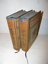 G. D'Annunzio: Romanzi Rosa Novelle 2 voll. 1942 Mondadori Contemporanei 2a ed.