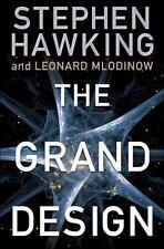 The Grand Design by Leonard Mlodinow and Stephen W. Hawking (Hardcover)