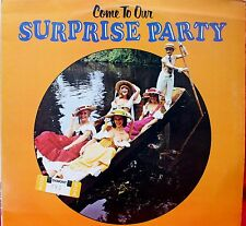 COME TO OUR SURPRISE PARTY. THE GATECRASHERS 1974 LP