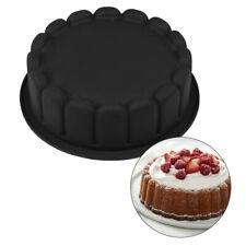 Wedding Form Cake Decorating Mold 3d Silicone Mold Cake Round Large Baking T G3