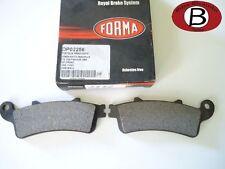 DP2256 PASTIGLIE FRENO MOTO HONDA 650 V2 DEAUVILLE, STX 1300 PAN EUR,ABS