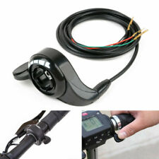 E-bike Speed Control 3 Wires Thumb Throttle For Electric Bike Scooter Ebike Kit