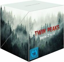 Twin Peaks From Z to A Season 1-3 + Fire Walk With Me 4k UHD 19 Disc Set Limited
