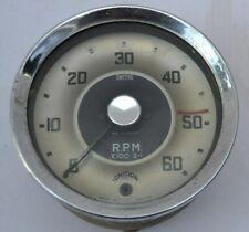 Original Austin Healey SMITHS Tachometer 100-6 3000 BN7 BJ7 BT7 RN 2301/03 RPM