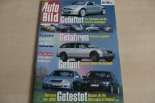 2) Auto Bild 45/2001 - Toyota Camry 2.4 mit 152PS  - Daihatsu Copen mit 64PS im