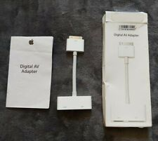 Genuine Apple 30 pin To HDMI Digital AV Adapter A1388