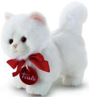 Trudi Trudini  Persian Cat. Soft Toy Cat. Fluffy Cat.  Plush Cat.  Persian Cat