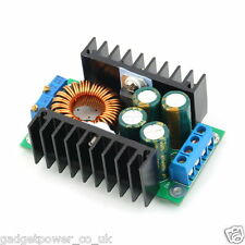 8A DC-DC BUCK CONVERTER STEP DOWN 8-40V TO 1.25-36V WITH CURRENT CONTROL XL4016