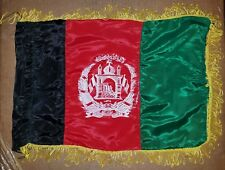 AFGHANISTAN FLAG  10 x 15 IN.
