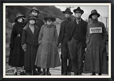 1918 FLU PANDEMIC Vintage Photo 4 x 6 inches Re-print
