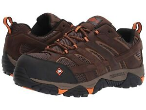 Man's Sneakers & Athletic Shoes Merrell Work Moab Vertex Vent Composite Toe