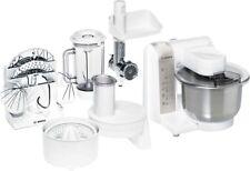 BOSCH Küchenmaschine MUM4880 mit Zubehör-Set 600 Watt weiß NEU