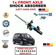 FOR FORD GALAXY 1.6 1.8 2.0 2.2 2.3 2006-2015 1x SACHS FRONT LEFT SHOCK ABSORBER