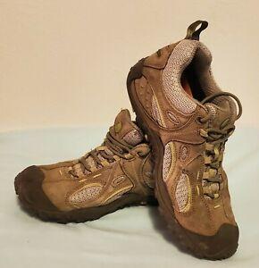 Merrell Womens Chameleon Arc Wind GTX J87866 Sz 8.5 Pewter Trail Hiking Shoes