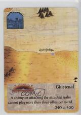 1994 Spellfire: Master the Magic First Edition Giustenal #240 0b5