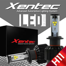 2X H11 COB LED Headlight Bulbs High Power 388W Low Beam Light 6000K 38800LM Lamp