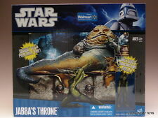 New Star Wars Jabba The Hutt Throne Oola Salacious Crumb SOTDS Collection MISB