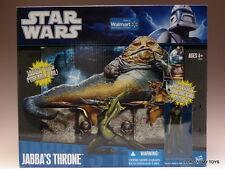 New Star Wars Jabba The Hutt Throne Oola Salacious Crumb SOTDS Collection MISB