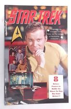 """1992 Star Trek Deluxe Poster Book w 8 Large 11""""x16"""" Pull Out Posters- UNUSED"""