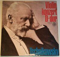 Tchaikovsky Violin Concerto Tossy Spivakovsky Walter Goehr Orbis Stereo 76755