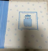 New Thank Heaven for Little Boys Keepsake Scrapbook Markings By CR Gibson