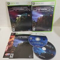 Need for Speed: Carbon Collector's Edition (Microsoft Xbox 360, 2006) Racing CIB