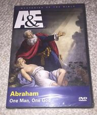 A&E Mysteries of the bible: Abraham One Man, One God Bible Stories Christian