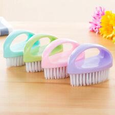 1Pcs(random color) Creative Egg Shaped Multi-purpose Brush Shoe Brush Wash Brush