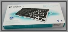 Logitech K811 Illuminated Wireless Keyboard (Black, Silver), New in Retail Box !