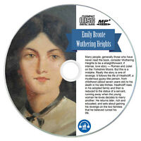 Wuthering Heights - Emily Bronte MP3 CD Audio Book