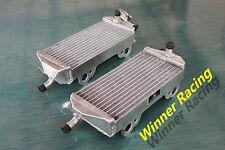 Braced Aluminum Radiator GAS GAS MX/SH/EC 200/250/300 2007-2015 2008 2009