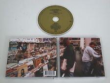 DJ shadow/Endtroducing... (LUN wax 540 607-2) CD album