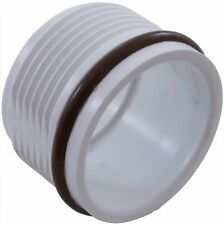 New listing Waterway 212-4700B Poly Gunite Threaded Retainer Ring with O-Ring.