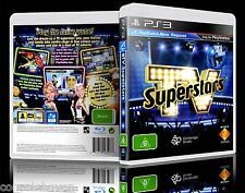 (PS3) TV Superstars / Super Stars (G) (Quiz / Trivia) (PlayStation Move) Tested