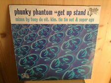 """PHUNKY PHANTOM get up stand up 12"""" MAXI 45T"""