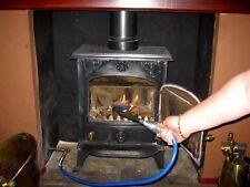 GAS POKER natrual GAS CON ATTACCO RAPIDO E 5 piedi Tubo flessibile per BS 669-1-1989