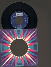 "Tom Jones DELILAH Single 7"" SMILE 1968"