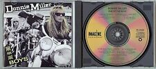 DONNIE MILLER ONE OF THE BOYS CD 1990 CBS/Imagine Tommy Shaw Cindy Lauper